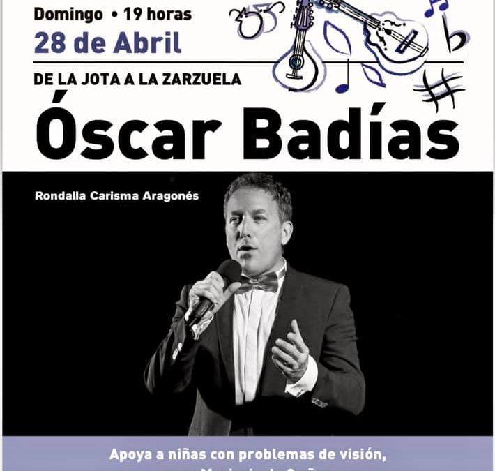 Concierto Oscar Badías