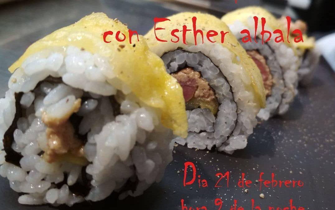 Clase de Cocina Japonesa